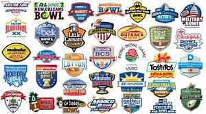 2014 College Football Bowl Schedule Features 39 games