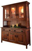 amish farmhouse kitchen hutch dining room country bakers rack solid wood  ebay