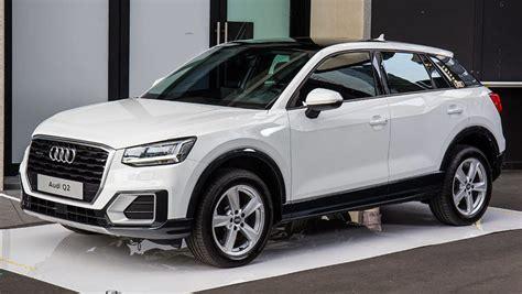 2017 Audi Q2  New Car Sales Price  Car News Carsguide