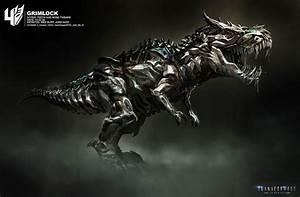Grimlock concept art | Transformers | Know Your Meme