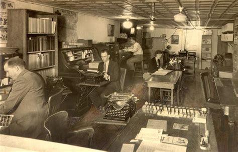 Office Photos ~ 1930s-1950s