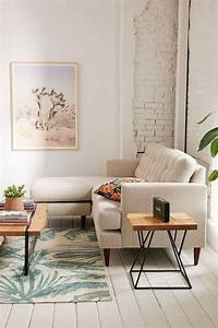 10, Comfy, Scandinavian, Living, Room, Design, To, Create, Clean, Ambience