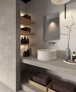 Salle De Bain Moderne 2017 : id es d co cr er une salle de bains moderne tape par tape ~ Melissatoandfro.com Idées de Décoration