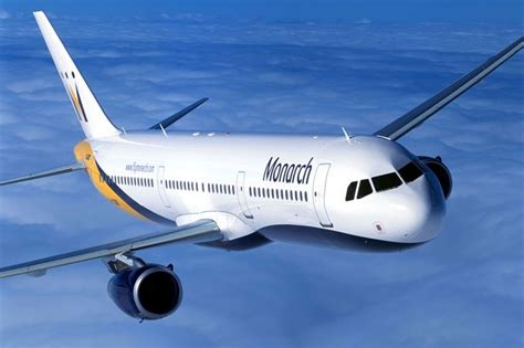 monarch airlines  double fleet  create  jobs
