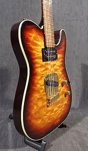 Occasion Guitare Rock Fender Custom Shop John Page Setneck