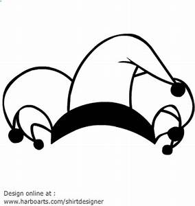 Jester Hat Silhouette at GetDrawings.com   Free for ...