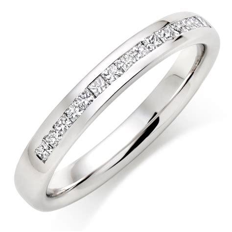 platinum wedding rings the match