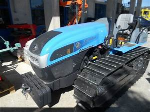 Landini Trekker 80cf  Pdf Crawler Tractor Service  Shop