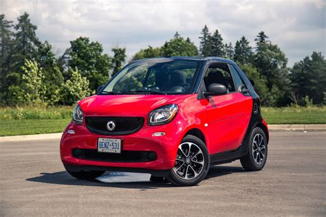 Smart Fortwo 2017 by Review 2017 Smart Fortwo Cabrio Canadian Auto Review