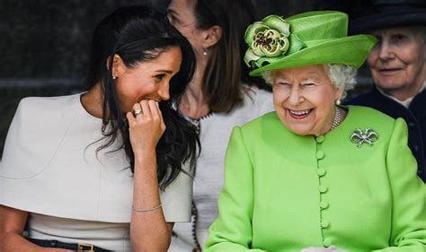 Queen news: Monarch understood Meghan Markle and Harry's ...