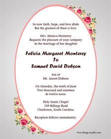 christian wedding invitations christian wedding invitation wording theruntime