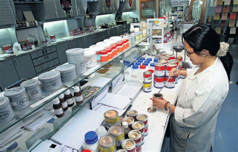 paint manufacturers national paints to open plants in abu dhabi iran emirates 24 7
