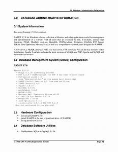 project proposal With database proposal template