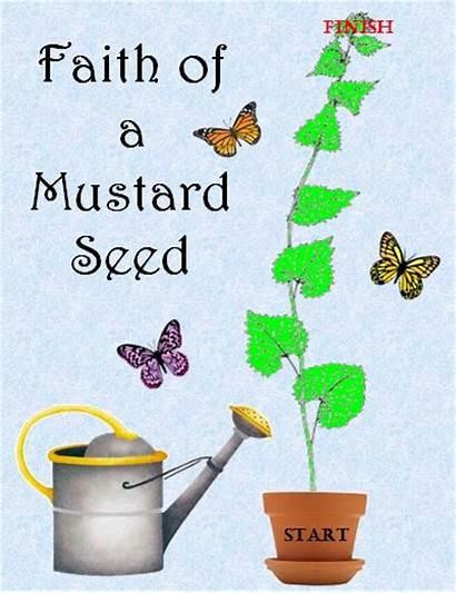 Mustard Seed Clipart Faith Clip Catholic Folder