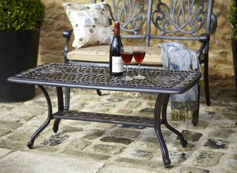 Garden Tables by Buy Hartman Amalfi Garden Furniture At Gardenfurnitureworld