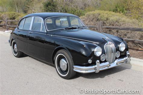 classic jaguar fantastic classic 1963 jaguar mk2 fantastic driving original