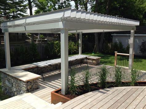 pergola aluminium lames orientables prix 15 201 pingles pergola lames orientables incontournables lames de terrasse terrasses sur le toit