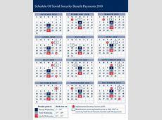 Ssi Payment Schedule 2016 Calendar Calendar Template 2018