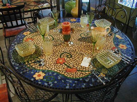 dining table mosaic dining tables for sale