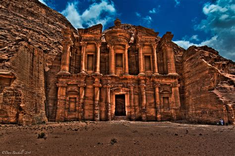 Petra Historical Place In Jordan Travel Featured