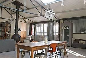 Objet Deco Style Industriel : d coration style loft industriel exemples d 39 am nagements ~ Melissatoandfro.com Idées de Décoration