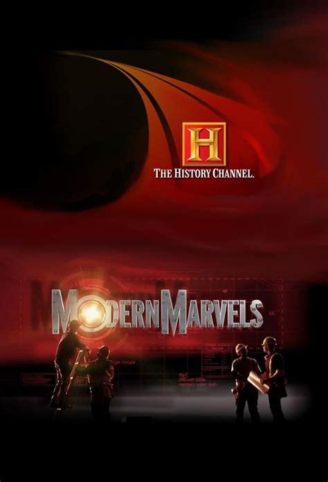 modern marvels tvmaze