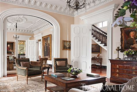 Home Interior Design Styles : Beautiful, Grand Charleston Home