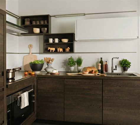 darty cuisine catalogue cuisine darty en mélamine imitation bois photo 7 20 habillage mural fonctionnel et four