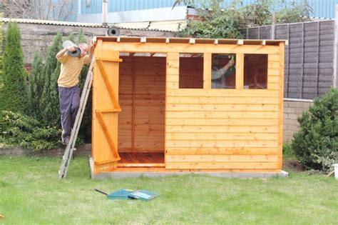 how to build a roof on a shed shed roof designs and ideas for your next shed