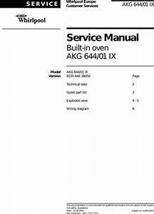 Whirlpool Oven 1 Users Manual