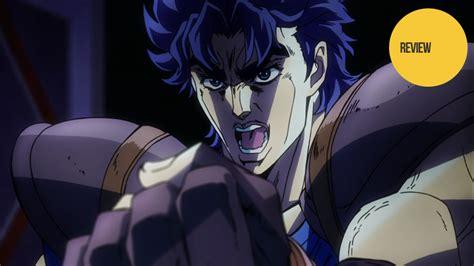 anime characters fight jojo the arc of jojo s adventure is true to its