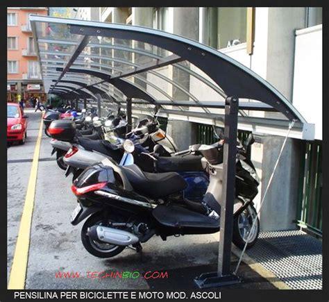 Tettoia Per Biciclette by Pensiline Tettoie Per Biciclette Vendita 015146 Mi