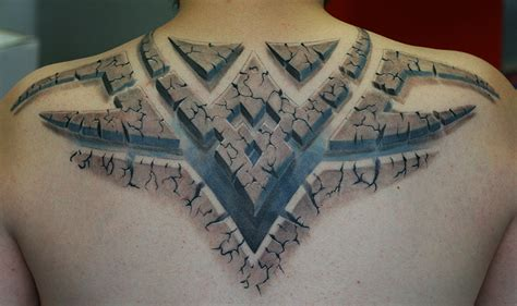 stone tribal tattoo  remistattoo  deviantart