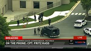 WATCH: Reports of Active Shooter at Walter Reed ...