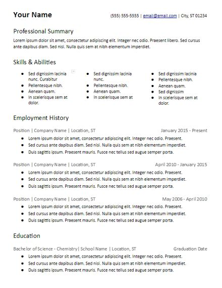 Skills And Ability For Resume by Hvac Technician Questions And Answers