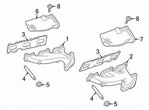 2016 Ford Transit-150 Exhaust Manifold