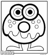 Monsters Moshi Monster Coloring Pages Printable Oddie Iggy Cool2bkids Sheets Moshlings Cool Tickle Getdrawings Anything Everfreecoloring Fang Getcoloringpages Drawing Getcolorings sketch template