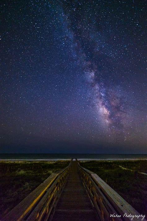 Beautiful Nighttime Photos In North Carolina