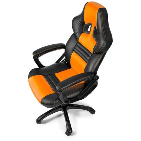 Arozzi Gaming Chair Frys by Arozzi Monza Gaming Chair Orange Gaming Seats