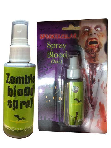 oz spray blood