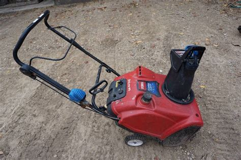 toro power clear  tek  cycle  cc snow blower bobcat