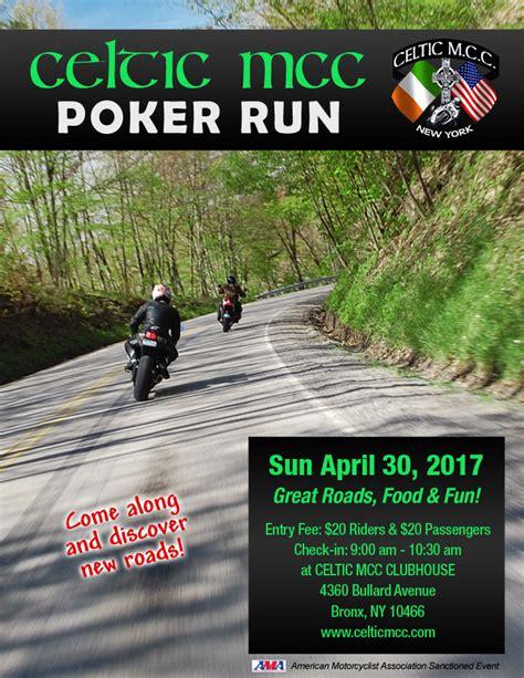 Celtic Mcc 2017 Poker Run  Celtic Mcc New York