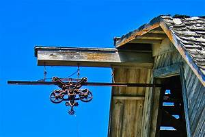 hay loft photograph by larry headley With barn hoist system