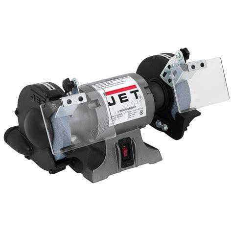 best bench grinder 577101 jbg 6a jet bench grinder 6 inch sander 1 2 hp