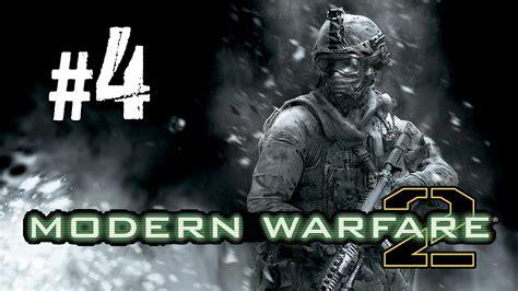 Call Of Duty Modern Warfare 2  Gameplay Walkthrough (part