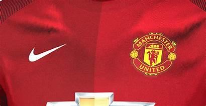Manchester United Adidas Nike Shirt Sports Concept