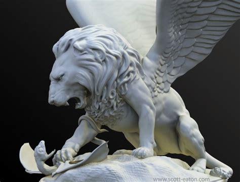 winged lion  tattoo design   bucket list