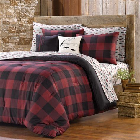 buffalo plaid duvet cover 46 best cabin bedding images on comforter set