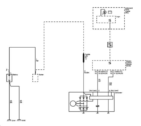 2009 Pontiac G6 Headlight Wiring Diagram by I A 8 Pontiac G With The 3 5 That Will Not Charge