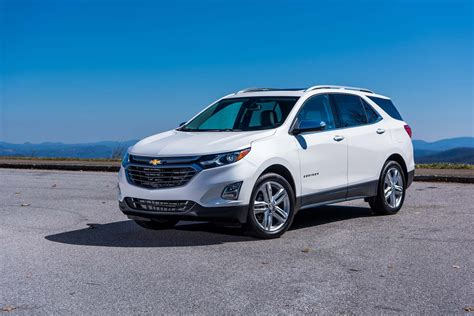 chevrolet equinox 2018 chevrolet equinox first drive review automobile
